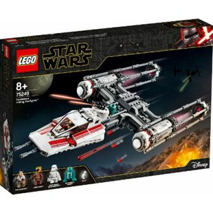 LEGO® Star Wars 75249 Widerstands Y-Wing Starfighter - Bild 1