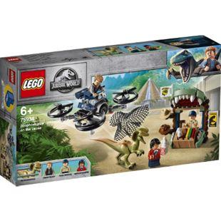 LEGO® Jurassic World 75934 Dilophosaurus auf der Flucht - Bild 1