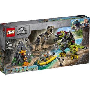 LEGO® Jurassic World 75938 T. Rex vs. Dino-Mech - Bild 1