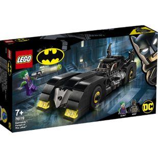 LEGO® DC Comics Super Heroes LEGO® Super Heroes 76119 Batmobile#: Verfolgungsjagd mit dem Joker# - Bild 1