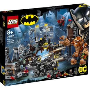 LEGO® DC Comics Super Heroes LEGO® Super Heroes 76122 Clayface# Invasion in die Bathöhle - Bild 1