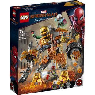 LEGO® DC Comics Super Heroes LEGO® Super Heroes 76128 Duell mit Molten Man - Bild 1