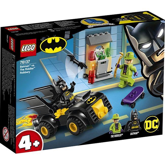 LEGO® DC Comics Super Heroes LEGO® Super Heroes 76137 Batman# vs. der Raub des Riddler# - Bild 1