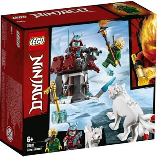 LEGO® NINJAGO® LEGO® Ninjago 70671 Angriff des Eis-Samurai - Bild 1