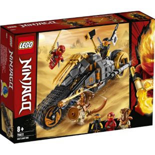 LEGO® NINJAGO® LEGO® Ninjago 70672 Coles Offroad-Bike - Bild 1