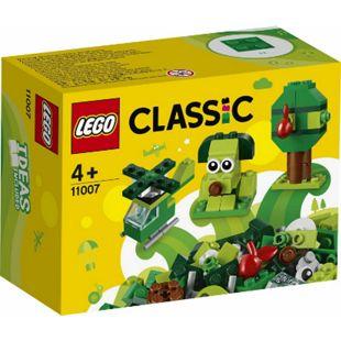 LEGO® Classic 11007 Grünes Kreativ-Set - Bild 1