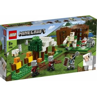 LEGO® Minecraft 21159 Der Plünderer-Außenposten - Bild 1