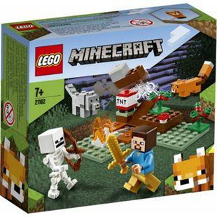 LEGO® Minecraft 21162 Das Taiga-Abenteuer - Bild 1