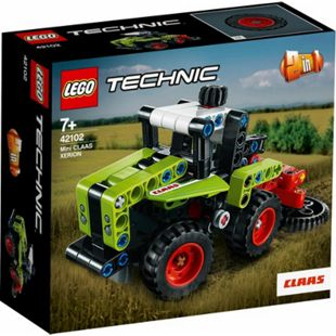 LEGO® Technic 42102 Mini CLAAS XERION - Bild 1