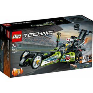 LEGO® Technic 42103 Dragster Rennauto - Bild 1