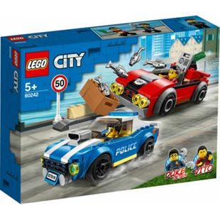 LEGO® City 60242 Festnahme auf der Autobahn - Bild 1