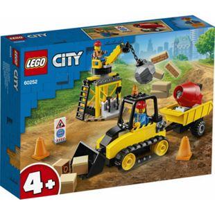 LEGO® City 60252 Bagger auf der Baustelle - Bild 1