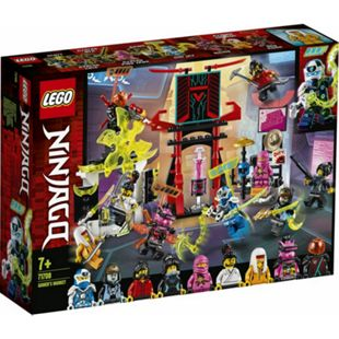 LEGO® NINJAGO® LEGO® NINJAGO 71708 Marktplatz - Bild 1