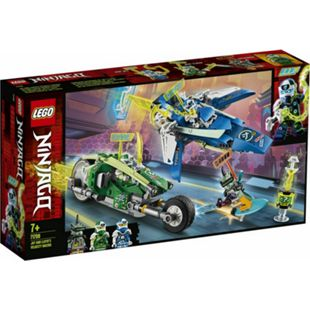 LEGO® NINJAGO® LEGO® NINJAGO 71709 Jay und Lloyds Power-Flitzer - Bild 1