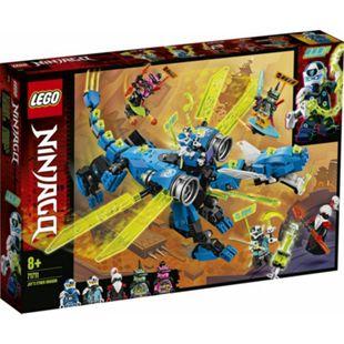 LEGO® NINJAGO® LEGO® NINJAGO 71711 Jays Cyber-Drache - Bild 1