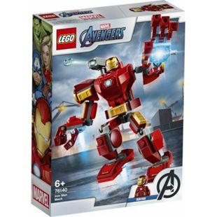 LEGO® Marvel Super Heroes 76140 Avengers Iron Man-Mech - Bild 1