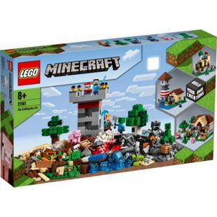 LEGO® Minecraft 21161 Die Crafting-Box 3 - Bild 1