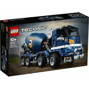 LEGO® Technic 42112 Betonmischer-LKW - Bild 1