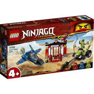 LEGO® NINJAGO® LEGO® NINJAGO 71703 Kräftemessen mit dem Donner-Jet - Bild 1