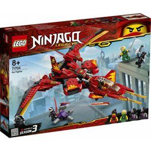 LEGO® NINJAGO® LEGO® NINJAGO 71704 Kais Super-Jet - Bild 1