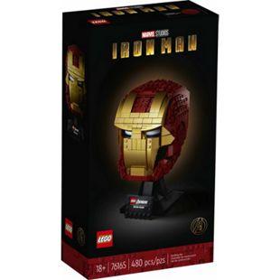 LEGO® Marvel Super Heroes 76165 Iron Mans Helm - Bild 1
