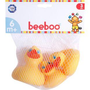 beeboo Baby Badeenten, 3 Stück - Bild 1