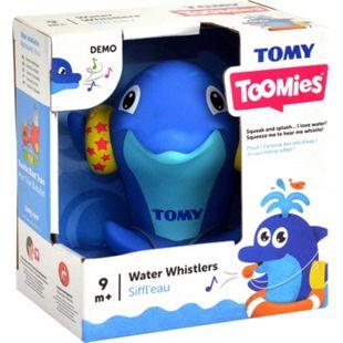 TOMY E72359 Delfinpfeifer, blau - Bild 1