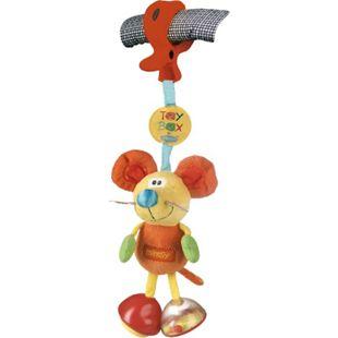 Rotho Babydesign RothoPlaygro Klipp Klapp Maus für Kinderwagen - Bild 1