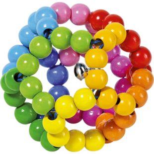 Heimess GoKi Greifling Elastik Regenbogenball - Bild 1