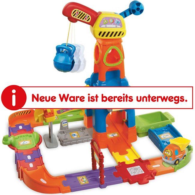 VTech 80-146604 Tut Tut Baby Flitzer - Baustelle - Bild 1