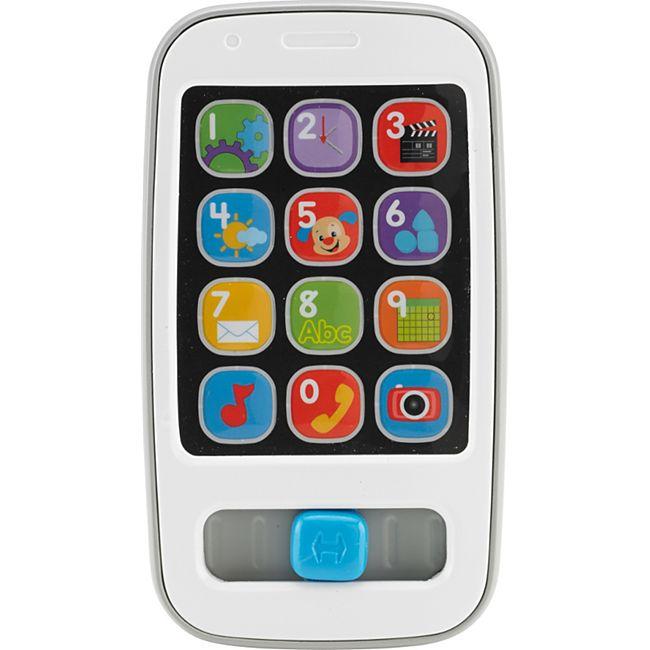Fisher-Price Mattel Fisher Price Lernspaß Smart Phone - Bild 1
