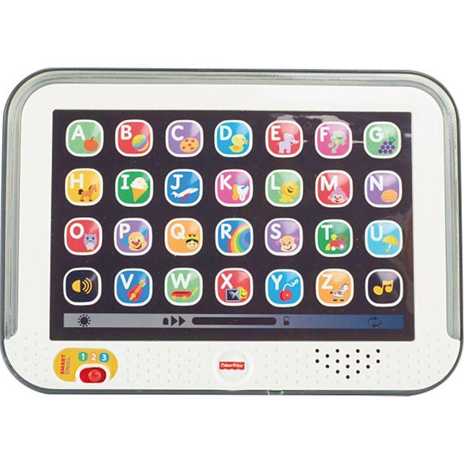 Fisher-Price Mattel Fisher Price Lernspaß Tablet grau - Bild 1