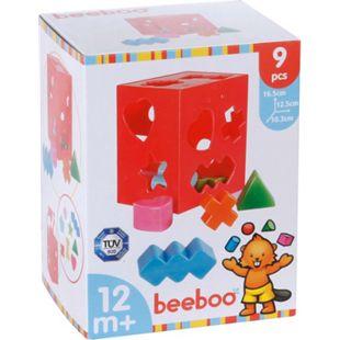 beeboo Baby Steckbox, 9-teilig - Bild 1