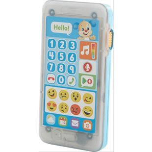 Fisher-Price Mattel FPR14 Fisher Price Lernspaß Hündchens Smart Phone - Bild 1