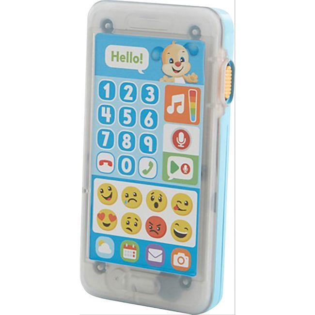 Fisher-Price Mattel FPR14 Fisher Price Lernspaß Hündchens Smart Phone - Bild 1