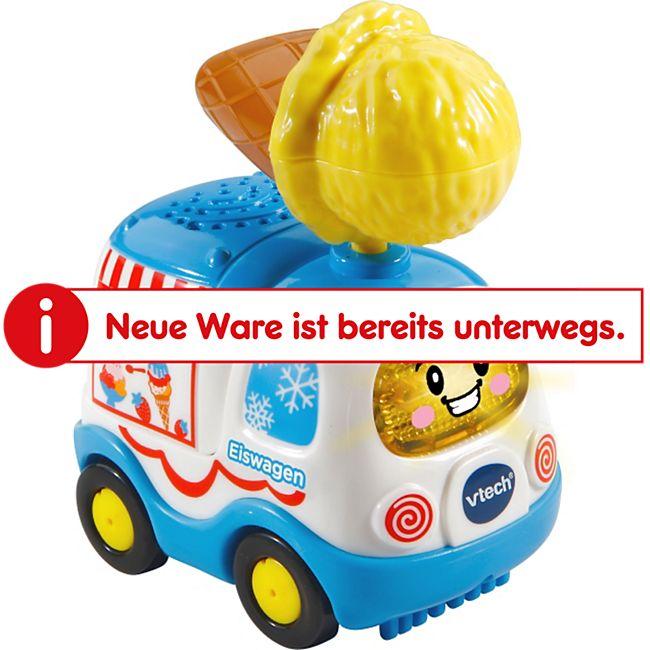 VTech 80-119684 Tut Tut Baby Flitzer - Special Edition Eiswagen - Bild 1