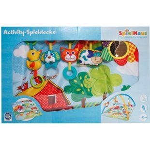 SpielMaus Baby Activity Spieldecke und Spiegel - Bild 1