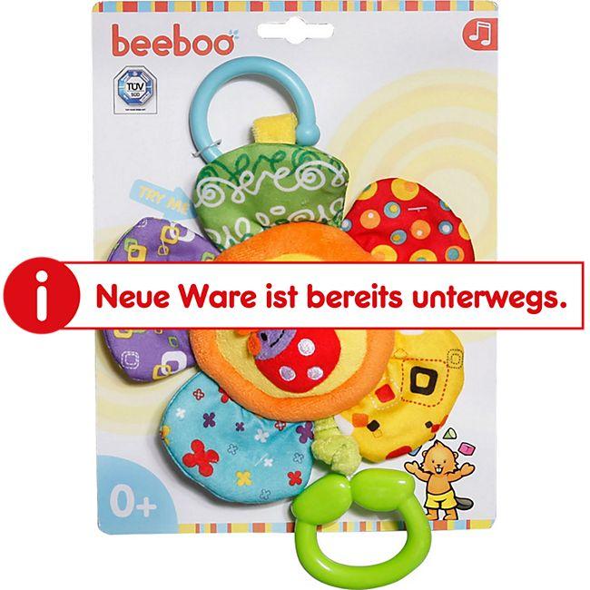 beeboo Baby Spieluhr mit Knisterblumen - Bild 1