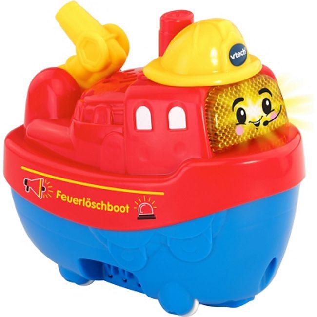 VTech 80-187074 Tut Tut Baby Badewelt - Feuerlöschboot - Bild 1
