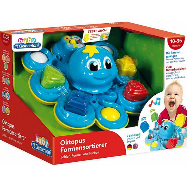 Clementoni Oktopus Formensortierer - Bild 1