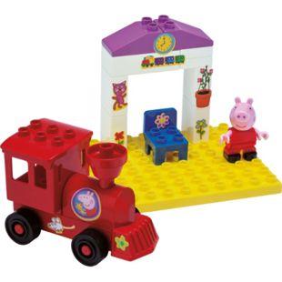 BIG Play Bloxx Peppa Train Stop - Bild 1