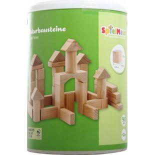 SpielMaus Holz Naturbausteine, 25 mm - Bild 1