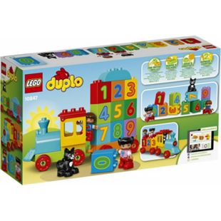 LEGO® duplo 10847 Zahlenzug, 23 Teile - Bild 1