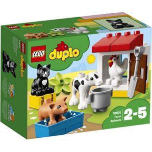 LEGO® duplo 10870 Tiere auf dem Bauernhof, 16 Teile - Bild 1