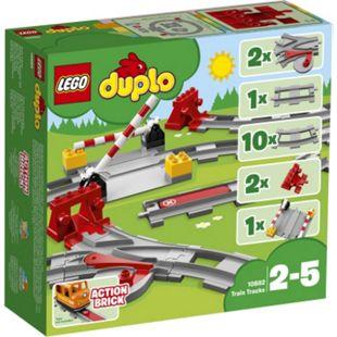 LEGO® duplo 10882 Schienen, 23 Teile - Bild 1