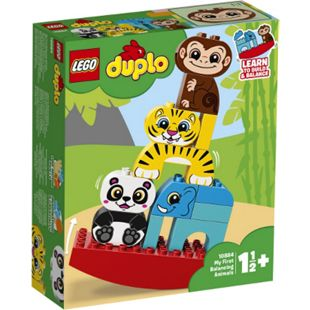 LEGO® duplo LEGO® Duplo 10884 Meine erste Wippe mit Tieren - Bild 1