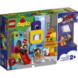 LEGO® duplo LEGO® Duplo Movie 2 10895 Besucher v. DUPLO Planeten - Bild 1