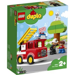 LEGO® duplo LEGO® Duplo 10901 Feuerwehrauto - Bild 1