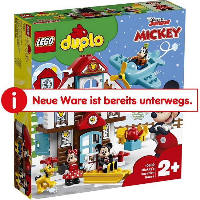 LEGO® duplo LEGO® Duplo 10889 Mickys Ferienhaus - Bild 1