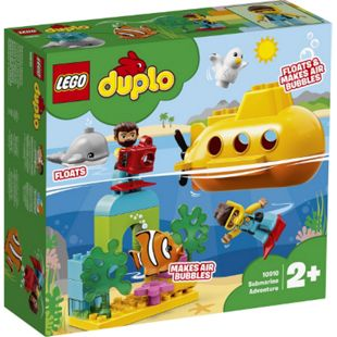LEGO® duplo LEGO® Duplo 10910 U-Boot-Abenteuer, ab 2 Jahre - Bild 1